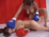 SXL-01 - Japanese Lesbian Boxing