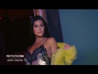 Kourtney Kardashian for «PrettyLittleThing».