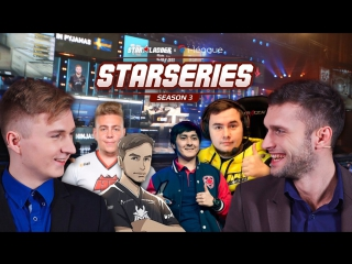 Два с половиной аналитика SL i-League StarSeries Season 3