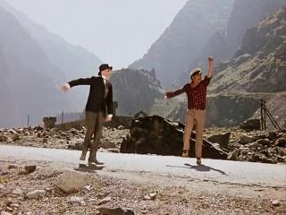 Альпийское нищенство  святое дело: Деньги давай! Давай деньги! (12 стульев, 1971)