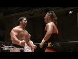 Daisuke Sekimoto, Kohei Sato vs. Shingo Takagi, Yuji Okabayashi (BJW - Saikyo Tag League 2017 - Day 3)