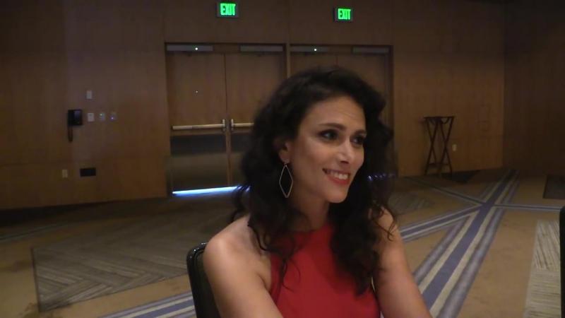 SDCC 2017_ Comic Uno Teen Wolf Melissa Ponzio Interview