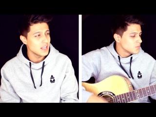 Кавер на гитаре песни Artik & Asti - Неделимы (кавер Хабиб Шарипов)