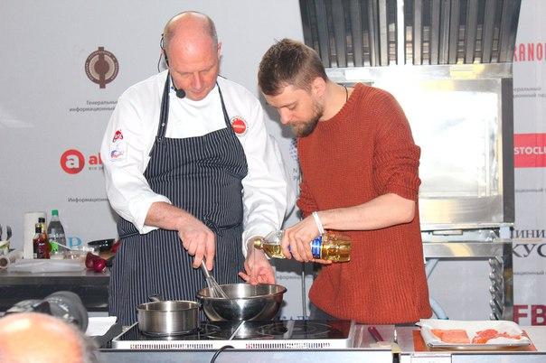 Сегодня, 26 мая, прошёл заключительный день кулинарного фестиваля [clu