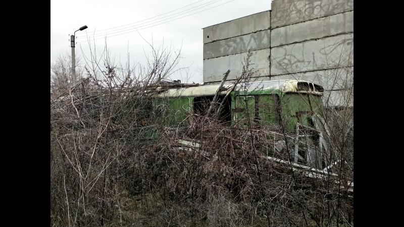 Троллейбус Зиу 5 г Тольятти
