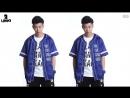 Социальные сети Вэйбо UNIQ Yixuan Ahh The Rap Of China @ 01 07 2017