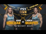 THE ULTIMATE FIGHTER FINAL Barb Honchak vs Lauren Murphy