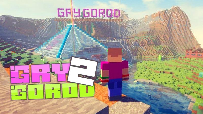 Gry Gorod 2 — взрослый мужик играет в кубики