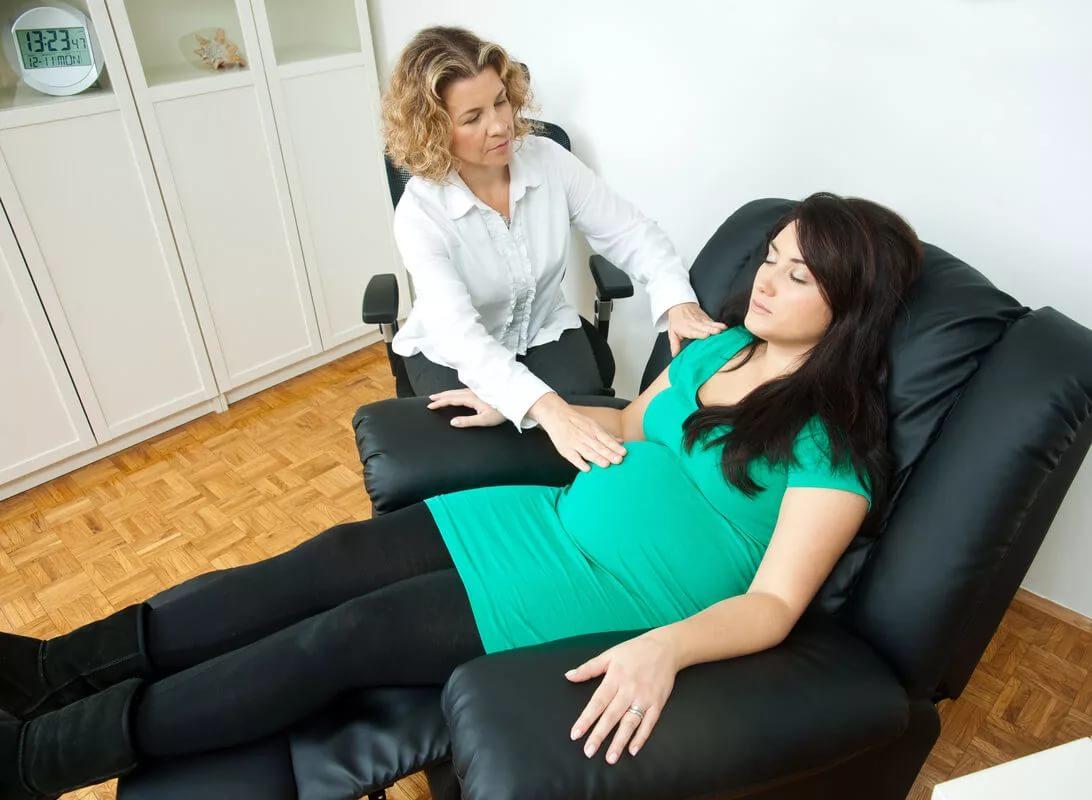 Гипноз: беременность и роды