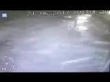 Жёсткая авария в Таиланде