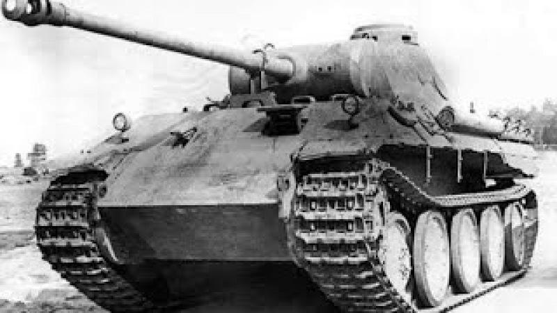 Стальная ярость: Харьков 1942 Прохоровка Pz.Kpfw. V Ausf. D «Panther»