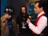 Pearl Jam  - 1992 VMA Award Winners Aftershow Party Interview