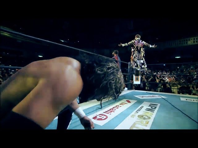 Rainmaker vs The Cleaner - G1 Climax 27 - Highlights