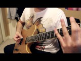 A Day To Remember - Paranoia (Guitar  Instrumental Cover + Guitar Tabs)