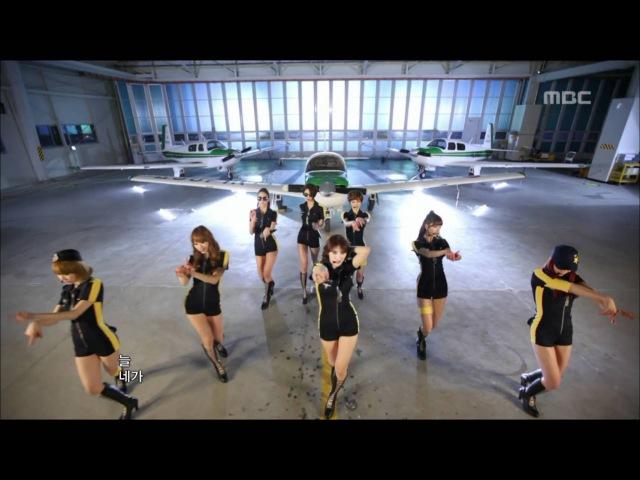 Nine Muses - Ticket, 나인뮤지스 - 티켓, Music Core 20120310 кфк