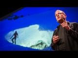 My glacier cave discoveries - Eddy Cartaya