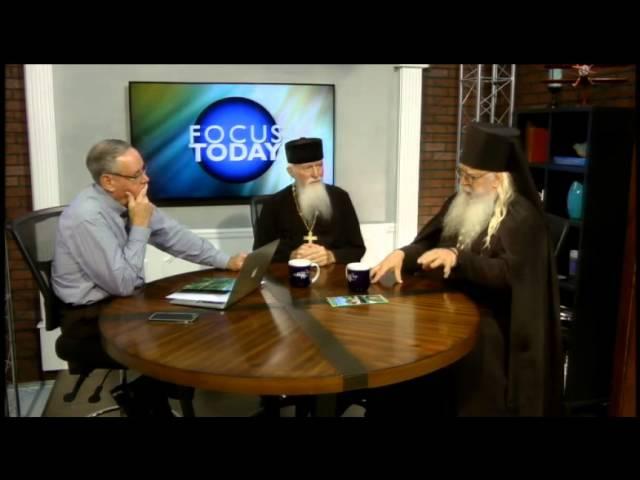 Fr. Seraphim Cardoza and Abbot Tryphon of All-Merciful Saviour Monastery