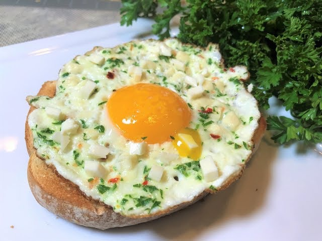 Быстрый Завтрак. Бесподобная Яичница-Глазунья за 3 минуты с Новым Вкусом.Breakfast
