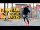 Dancehall moves creators and dancers of No Surrender