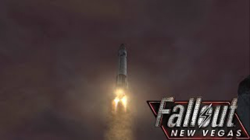 Fallout: New Vegas ► The Launch(сПуск)► №48