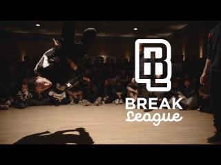 GORILLA LEGION Vs l 1/4 FINALE l BREAKLEAGUE J6 x Need For Dance l