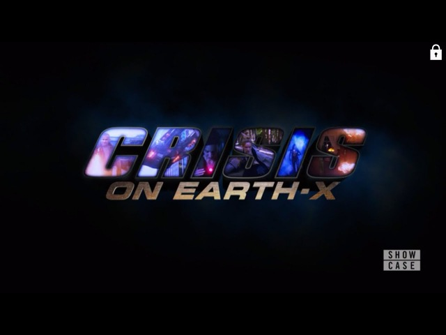 Crisis on earth X Until the end