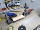 DIY Angle grinder jig Portable Grinder Stand BY ISTOMAKER