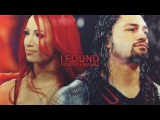 SB_Group sasha banks &amp roman reigns i found
