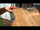 BBG-V002 Fabrication dune guitare électrique - Découpe du corps