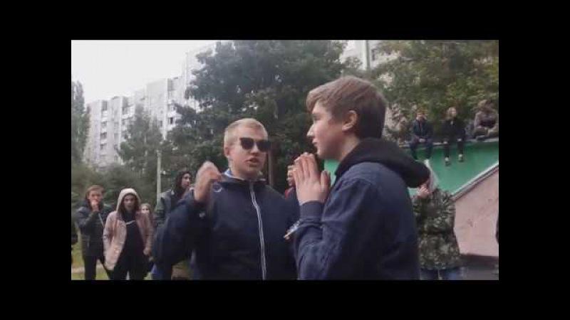 Водокачка VRN Battle 3 (сезон I): Боб VS СлаваБог