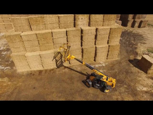 Lutton Straw 2016 Harvest