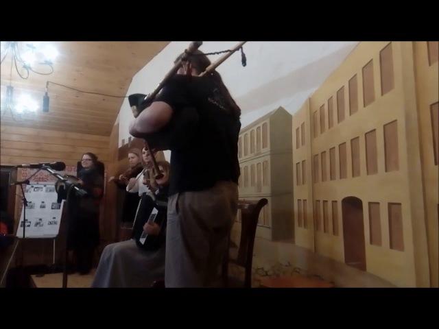 Ноч танцаў у Гарадзенскіх Дворыках Суіціньш Suitiņš