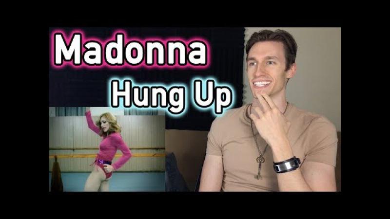 Madonna - Hung Up | Reaction