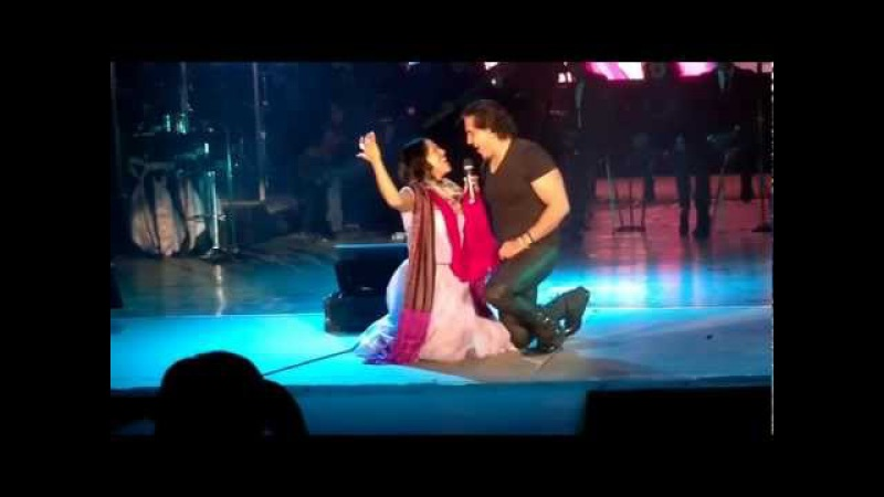 Alejandro Fernandez y Lila Downs en Oaxaca 2012.mp4