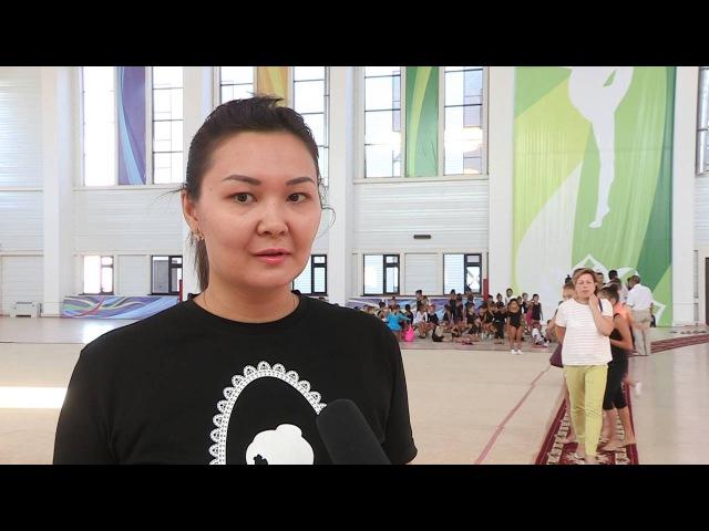 Алия Юсупова об Олимпиаде 2016 и Сабине Аширбаевой Сюжет телеканала OtyrarTV