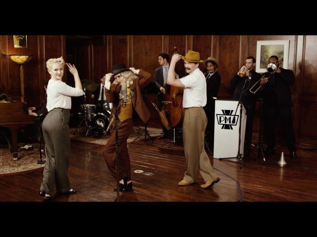Sunday Morning - Vintage La La Land Style Maroon 5 Cover ft. Addie Hamilton