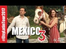 LA RUSA en MEXICO 3 l Tequila terremoto la Marquesa