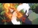 「 Simple AMV 」 Boruto Sarada and Mitsuki vs Kakashi Konohomaru and Anko Soldier