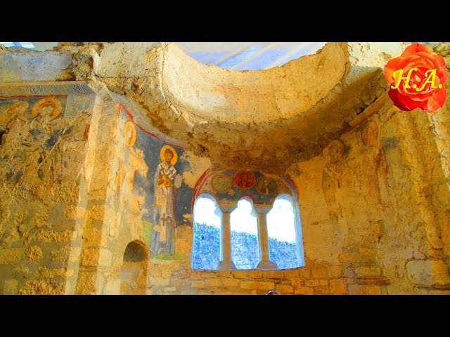 Церковь Святого Николая Демре Путешествие в Турцию Часть 12