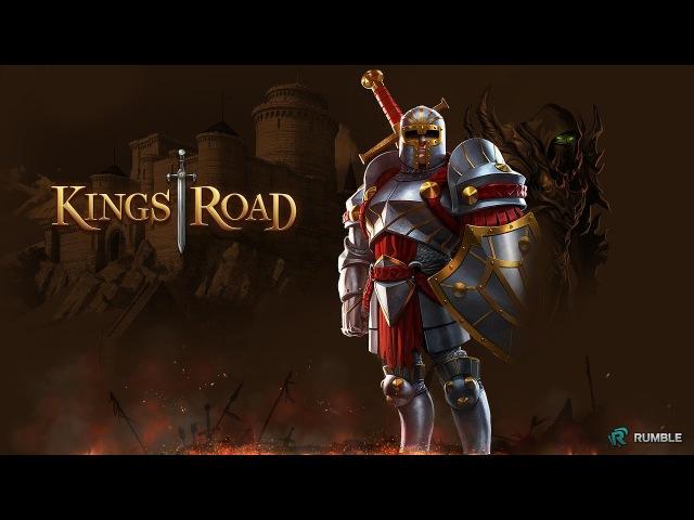 Игра KingsRoad -- Путь Короля Обзор