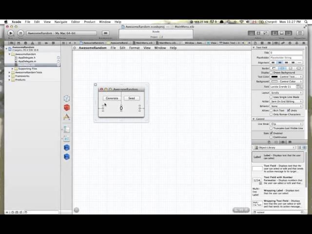 03 - Разработка приложений для Mac OS X. Модуль 6