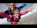 Eila Campbell's Tandem skydive in Northeast PA