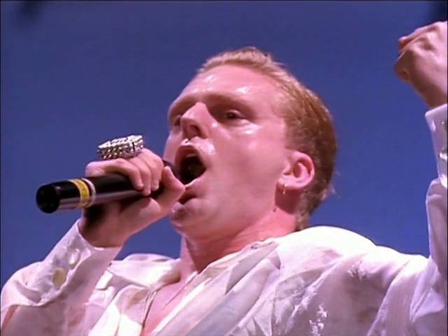 Erasure - The Innocents - Live at the NEC Birmingham 15th November 1988
