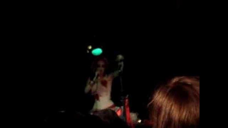 Emilie Autumn @ Camden 20/07/07 - Misery Loves Company