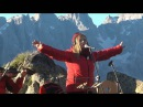 Mari Boine - Brother Eagle - alba nelle Dolomiti