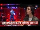 Genç müzisyenlere Vodafone parkta profesyonel müzik stüdyosu desteği
