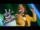 Ex's Oh's - Elle King | Mathea Höller Cover | The Voice of Germany 2016 | Blind Audition
