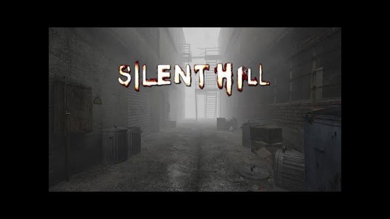 Silent Hill (PlayStation) [стрим первый]