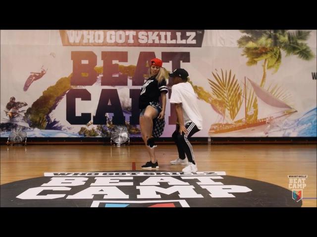 Laure Courtellemont Bruno Duarte | WhoGotSkillz Beat Camp 2017