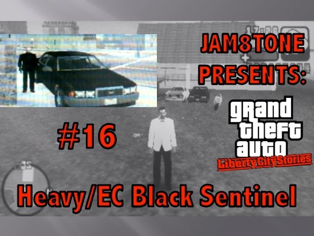 GTA LCS Special Vehicle Guide Part 16 (Obtaining a Heavy/EC Black Sentinel)